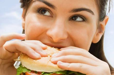 Makan disaat tidak lapar