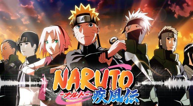 """Naruto Shippuuden, """"Ore no nindou da!"""""""