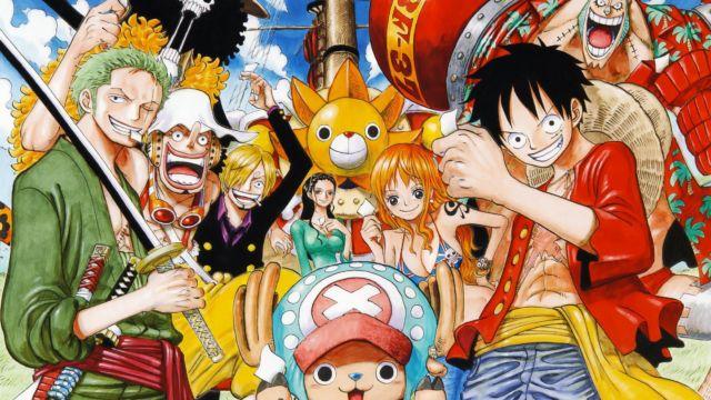 """One Piece, """"Kaizoku ou ni ore wa naru!"""""""