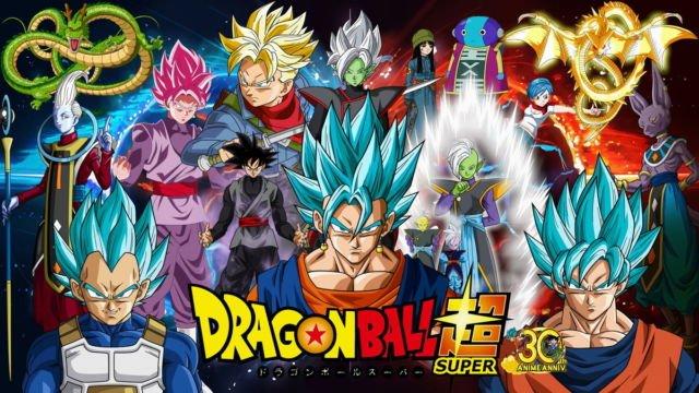 "Dragon Ball Super, ""Kamehamehaaaa!"""