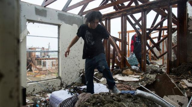 tindakan setelah bencana