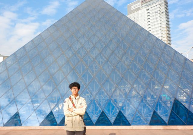 Sebuah pengalaman berharga yang saya dapatkan ketika traveling ke Shenzhen, China (dok.pri)