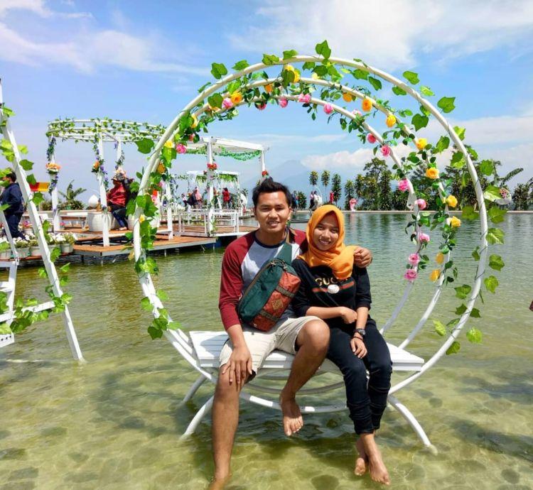 Taman Celosia Bandungan Destinasi Warna Warni Di Semarang