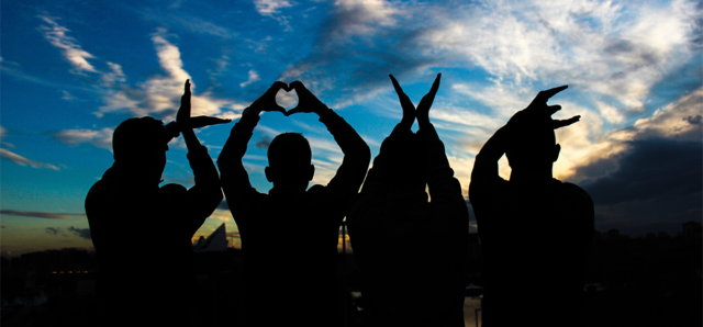 love-people-silhouettes-letters