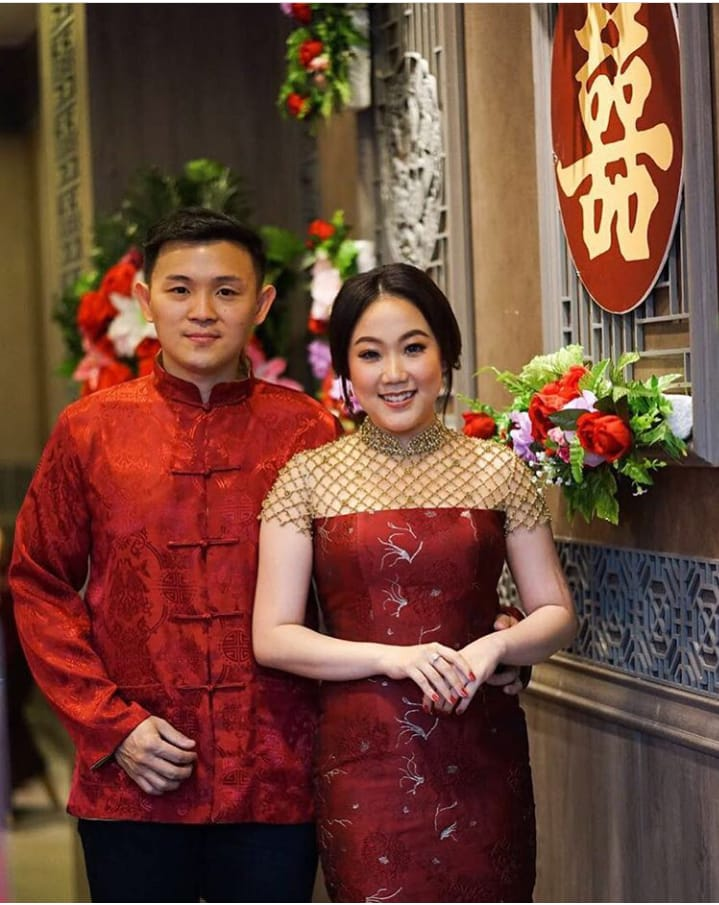 Baju Sangjit Couple