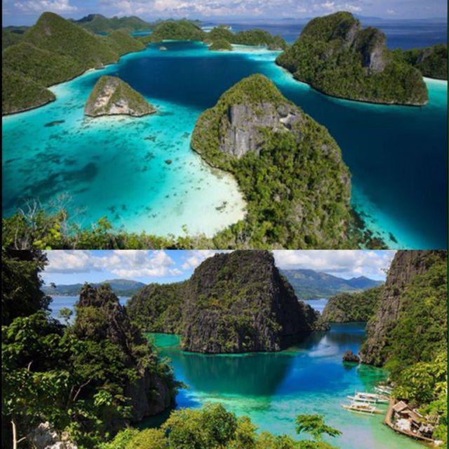 pulau wayag & kayangan lake