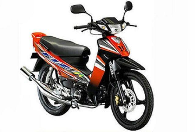 Yamaha F1Z-R