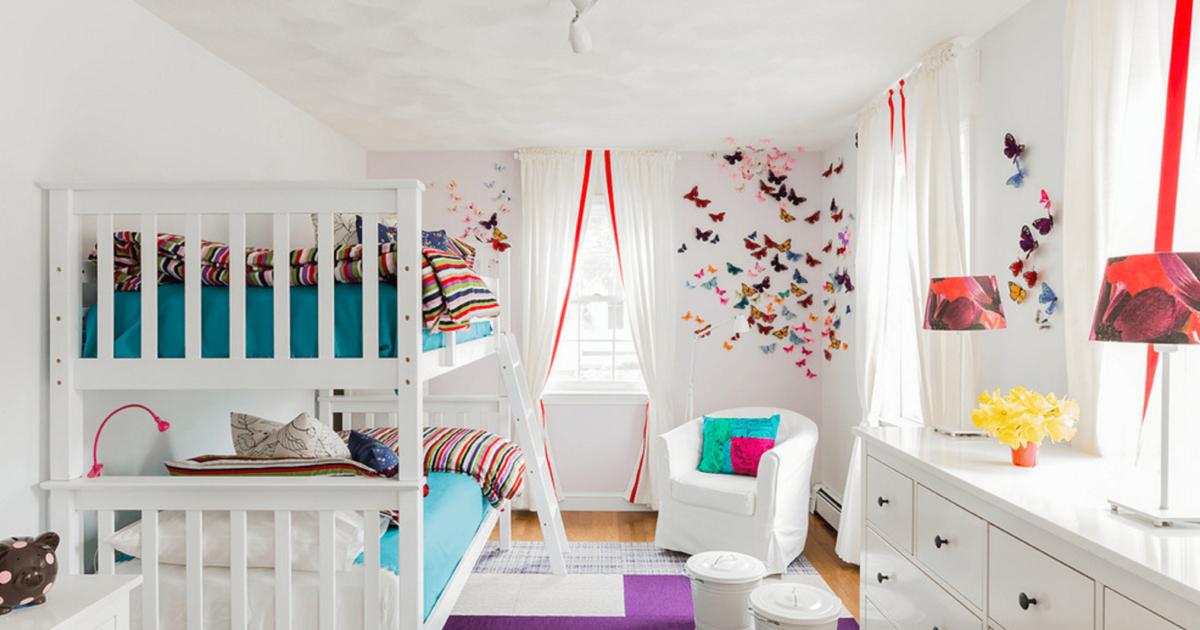 6 Ide Desain Kamar Tidur Anak Yang Unik Dan Memacu Kreativitas Idaman Banget Sih Ini
