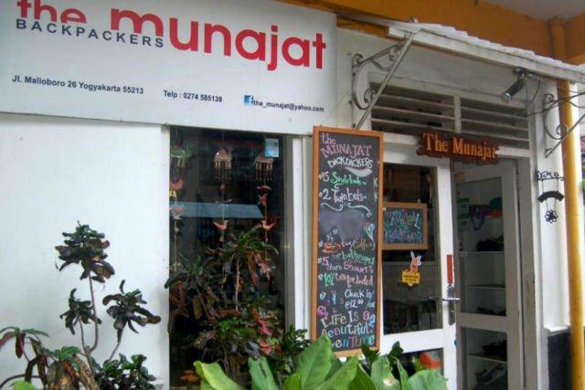 The Munajat Backpaker