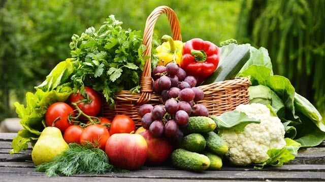 Buah-buahan & sayuran
