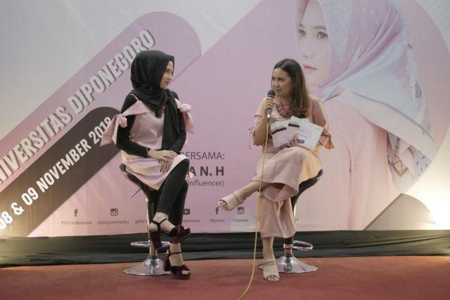 Pixy Beauty Inspiring Talks