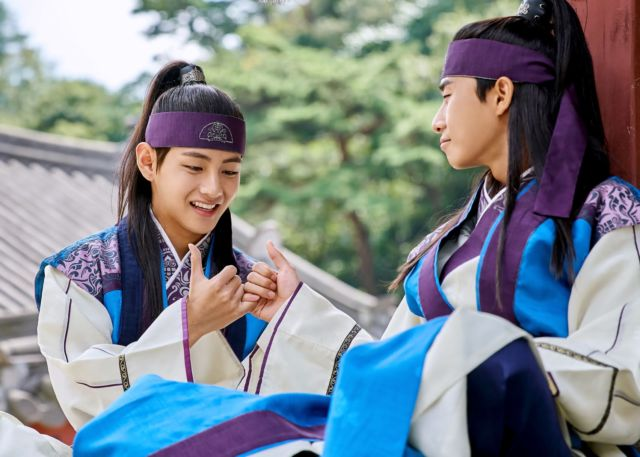 Dwkat dengan Park Seo Joon sejak drama Hwarang nih!
