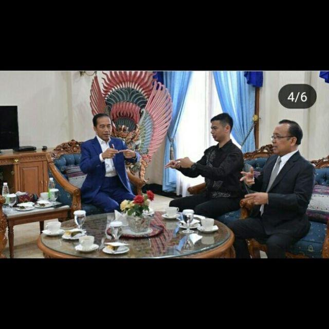 Bersama Bapak Presiden Indonesia, Pak Joko Widodo