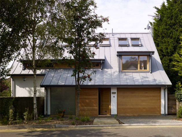 Koru house