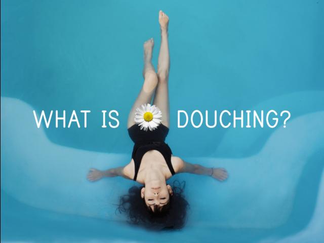 douching