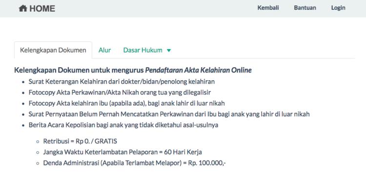 Permudah Warganya Di Surabaya Kini Kamu Bisa Cetak Akta
