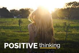 Positive thingking yuk!