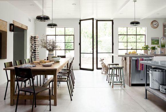 10 Desain Interior Industrial Yang Maskulin Dan Minimalis Untuk Menunjang Sempitnya Ruang Agar Lebih Lapang