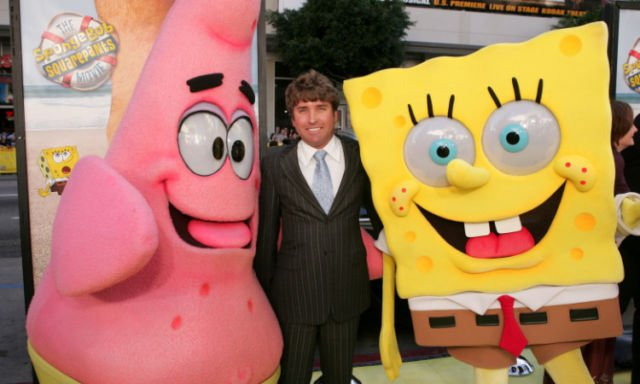 Terciptanya spongebob dimulai saat tahun 1997