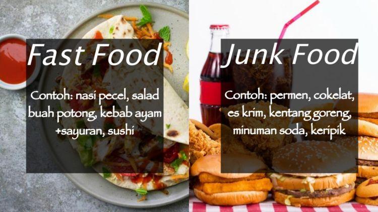 Sering Dibilang Sama Ternyata Ini Lo 9 Perbedaan Fast Food Dan