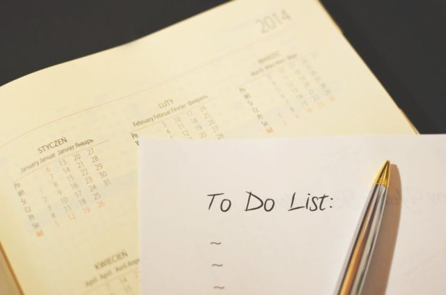 VISI - MISI - TO DO LIST