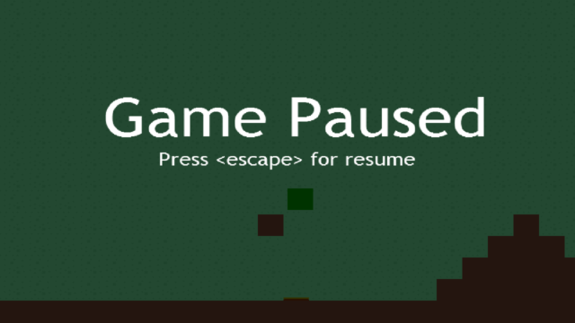 Game Pause