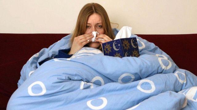 Istirahat adalah penyembuhan flu terbaik