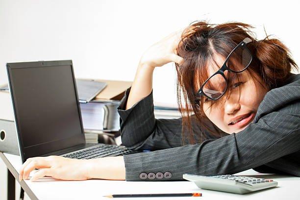 Stres bikin gampang sakit