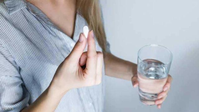 Minum obat untuk meredakan gejala flu
