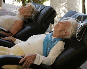 Massage Chair For Parents