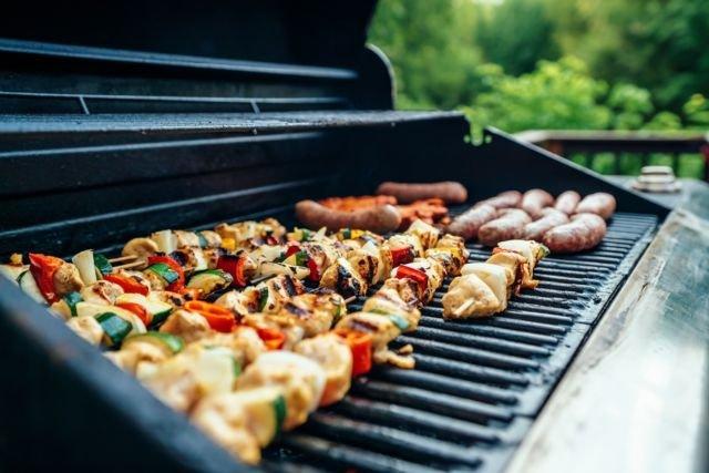 Peralatan BBQ
