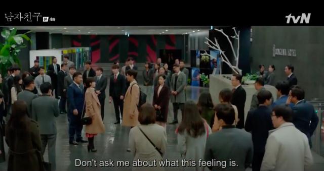 Jin Hyeok semakin mendekati Soo Hyun