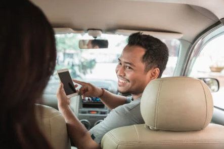 Driver online (mobil)