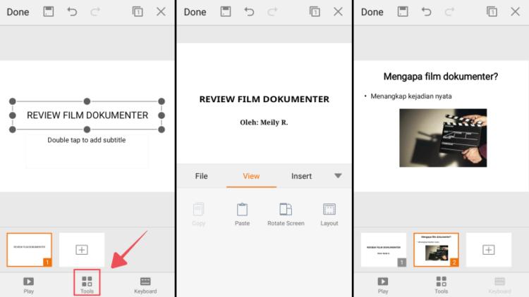 35++ Langkah pertama membuat file baru presentasi ideas in 2021