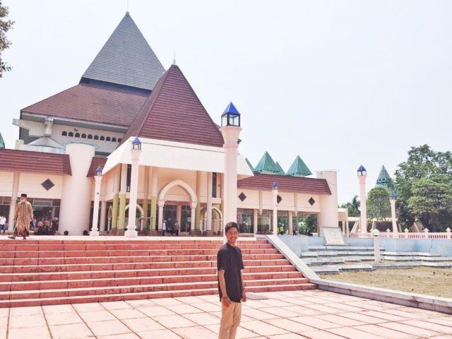 Masjid Agung An-Nur Pare