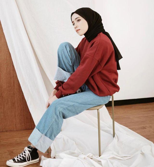 Hijab Asimetris