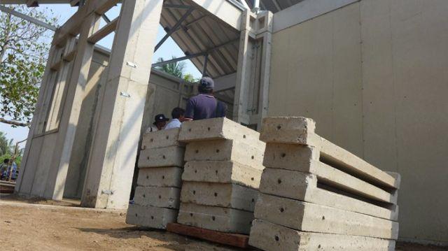 Pemilihan beton