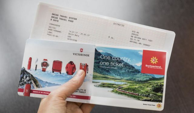 Travelling Ticket