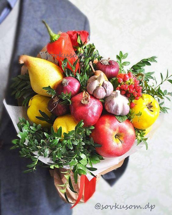 12+ Variasi Buket Bunga dari Sayuran yang Bisa Jadi Ide
