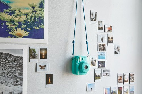 Hasil kamera polaroid