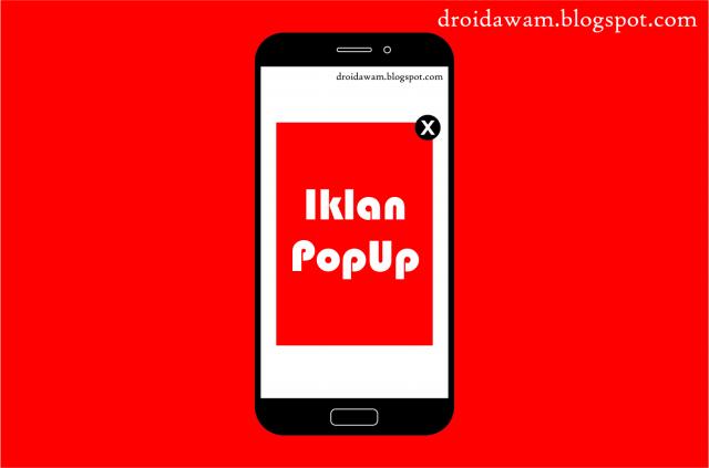 Iklan Pop-up