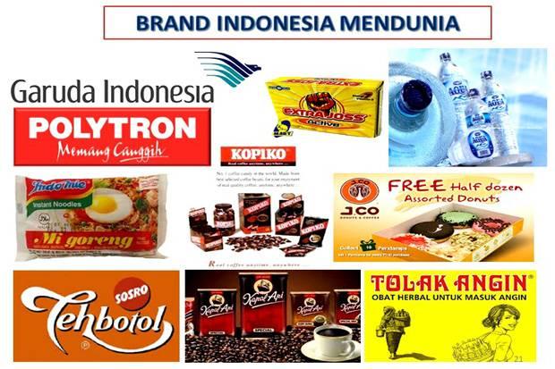 Produk Indonesia yang sudah ada di mancanegara