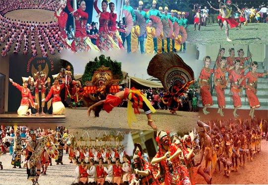 Keberagaman kebudayaan Indonesia yang memperkuat persatuan Indonesia
