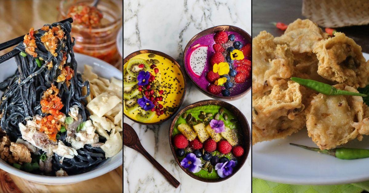 7 Daftar Kuliner Paling Diburu Lewat Jasa Pesan Antar Online