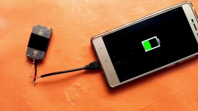 charger hp pakai powerbank
