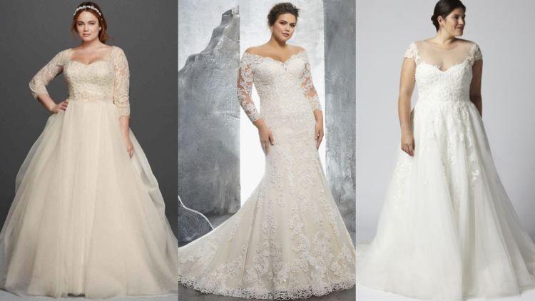 6 Pedoman Memilih Gaun Pengantin Untuk Perempuan Berisi Siapa