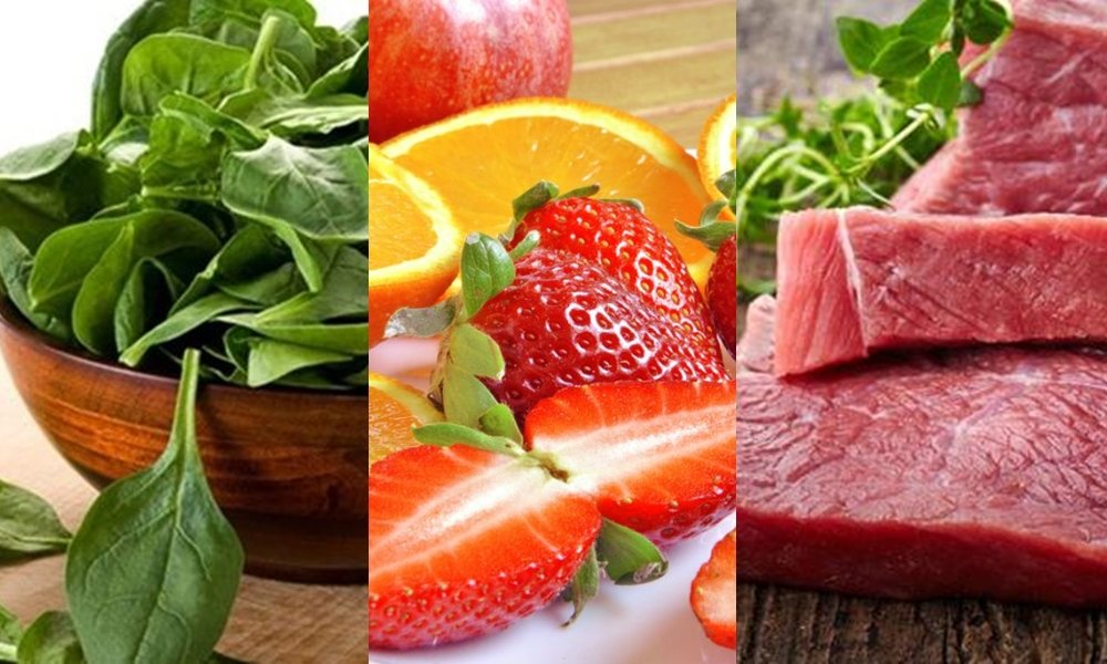 8 Makanan Kaya Zat Besi Agar Ibu Hamil Tidak Anemia Kan Darahmu