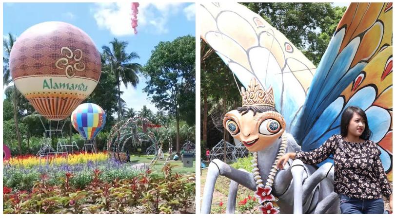 Alamanda Jogja Flower Garden Destinasi Kekinian Yang Harus Kamu Kunjungi Di Jogja