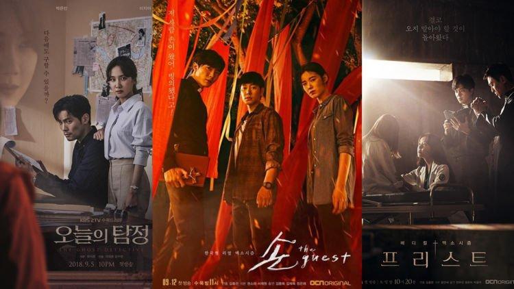 8 Drama Korea Bergenre Horor Ini Pantang Banget Dilewatkan