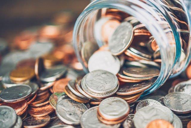 Ilustrasi Uang Receh